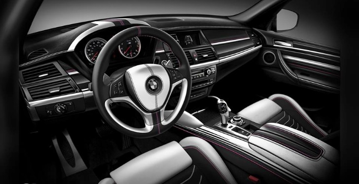 Carlex Design Introduces New Interior for E70 BMW X5