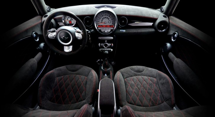 Carlex Design's MINI Cooper S Custom Interior [Photo Gallery]
