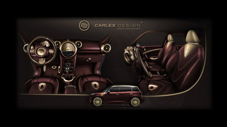 Carlex Desing takes the MINI Countryman to a Whole New Level