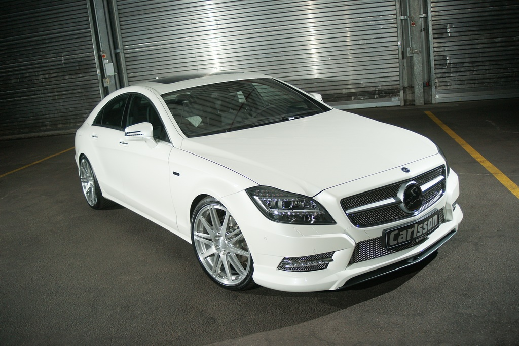 carlsson 2011 mercedes cls 63 amg ready for geneva autoevolution. Black Bedroom Furniture Sets. Home Design Ideas