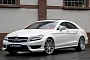 Carlsson Mercedes CLS63 AMG Red and White Dream