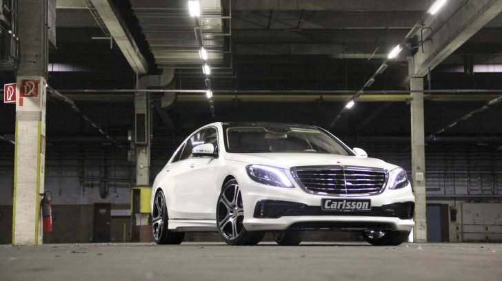 Carlsson Tunes New Mercedes S-Class [Photo Gallery]
