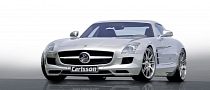 Carlsson Tweaks the Mercedes SLS AMG