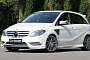 Carlsson Upgrades the B-Class Before Frankfurt [Photo Gallery]
