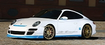 Cars & Art Pretty Boy Porsche 911 Carrera 4S [Photo Gallery]