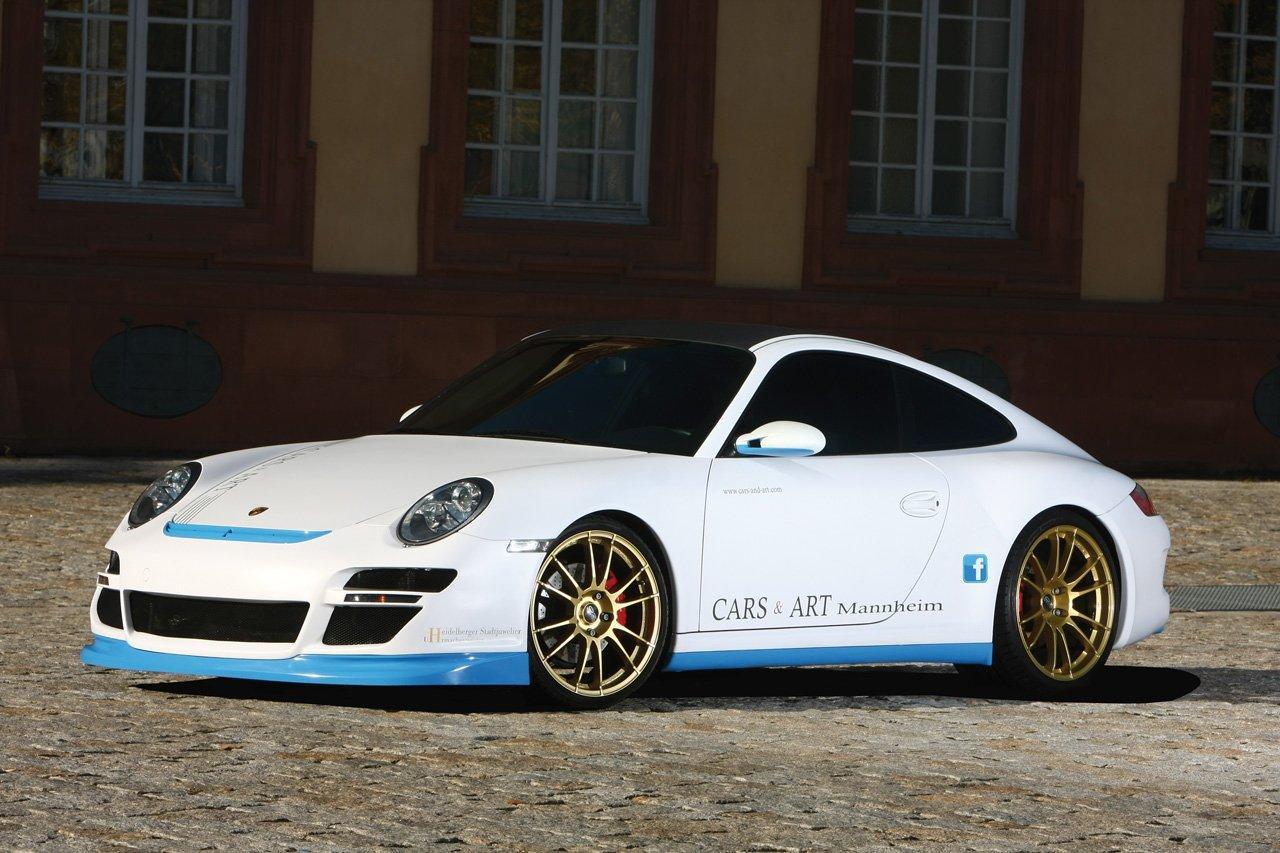 Cars Art Pretty Boy Porsche 911 Carrera 4s Autoevolution