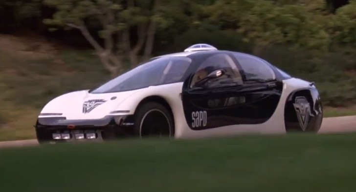 Cars in 1993's Demolition Man Looked Just Like the Volkswagen XL1 [Video]