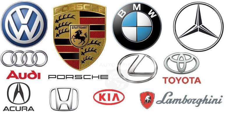 Automobile German Automobile Logos