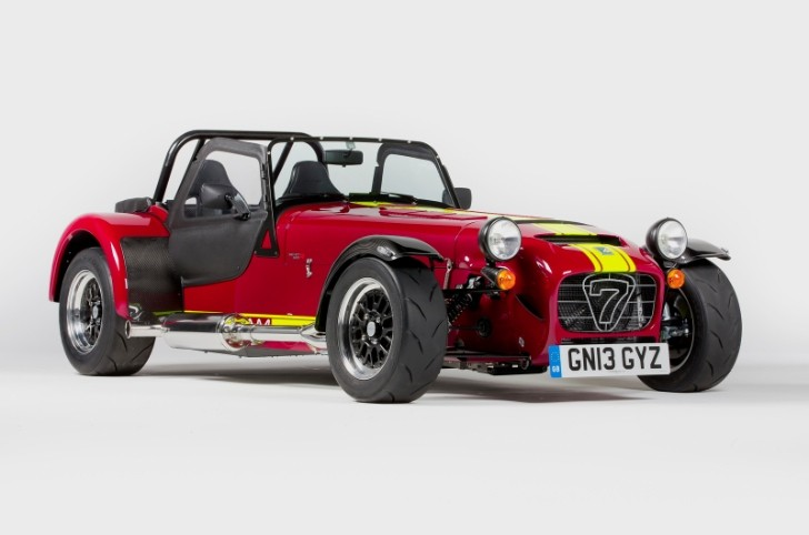 Caterham 620R Headed for Goodwood Debut