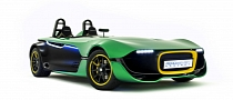 Caterham AeroSeven Concept Officially Unveiled [Video][Photo Gallery]