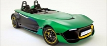 Caterham AeroSeven Revealed by Leaked Photos