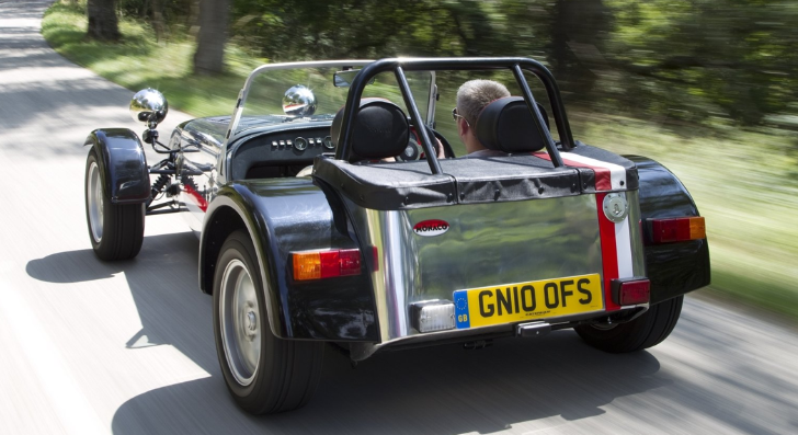 Caterham Forced to Leave Caterham