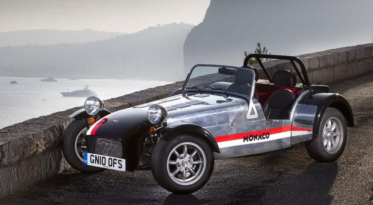 Caterham Introduces New Company, to Build Affordable Sports Cars