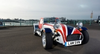Caterham Seven Lambretta Special Edition photo