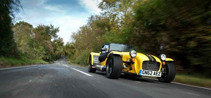 Caterham Plans Massive Expansion by 2020