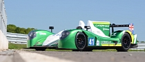 Caterham Preparing for 24 Hours of Le Mans Debut