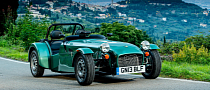 Caterham Seven 160 Entry-Level Sportscar Unveiled [Photo Gallery]