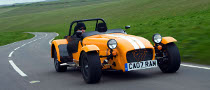 Caterham Seven Supersport Ready for the Road