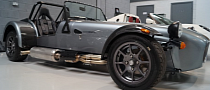 Caterham Showroom Opens in Scotland