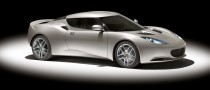 Celebrities in Row for Lotus Evora