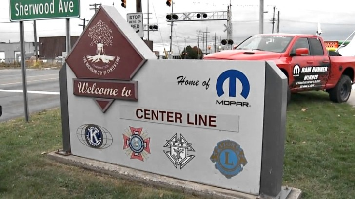 Center Line Michigan Officially Recognized As Quot Home Of