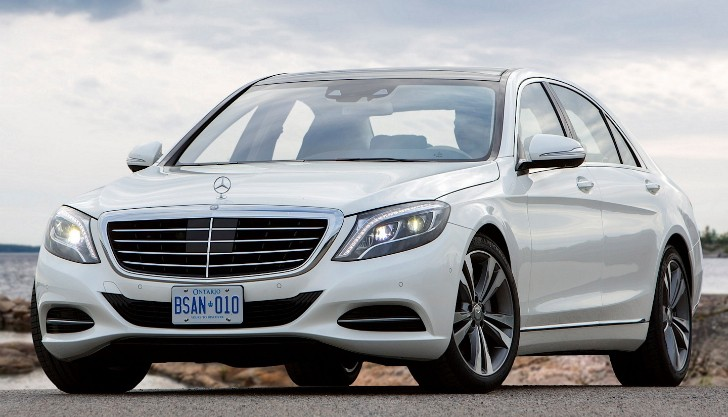 Certain E-Class and S-Class Models to Come With Hankook Tires
