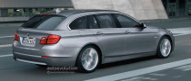 CGI: 2010 BMW 5 Series Estate