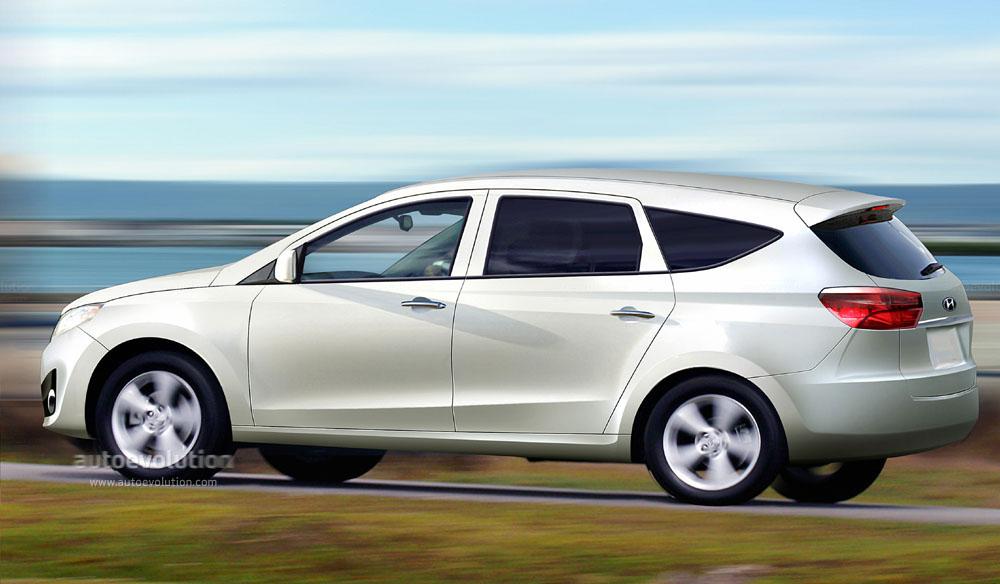 Cgi 2010 Hyundai Portico Autoevolution