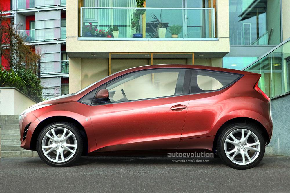 Cgi 2010 Mazda 1 Autoevolution