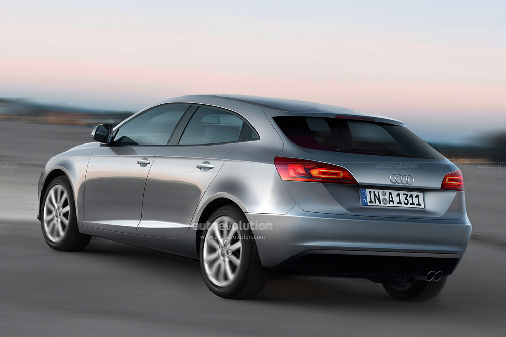CGI: 2011 Audi A3 - autoevolution