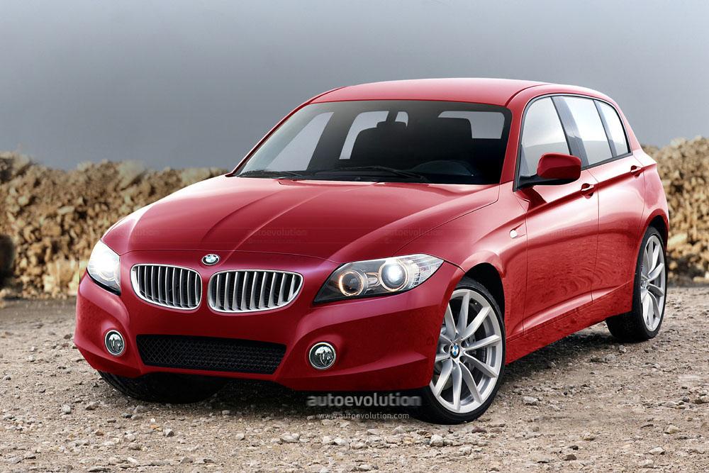 Cgi 2011 bmw 1 series 5 door autoevolution for 1 series bmw 5 door