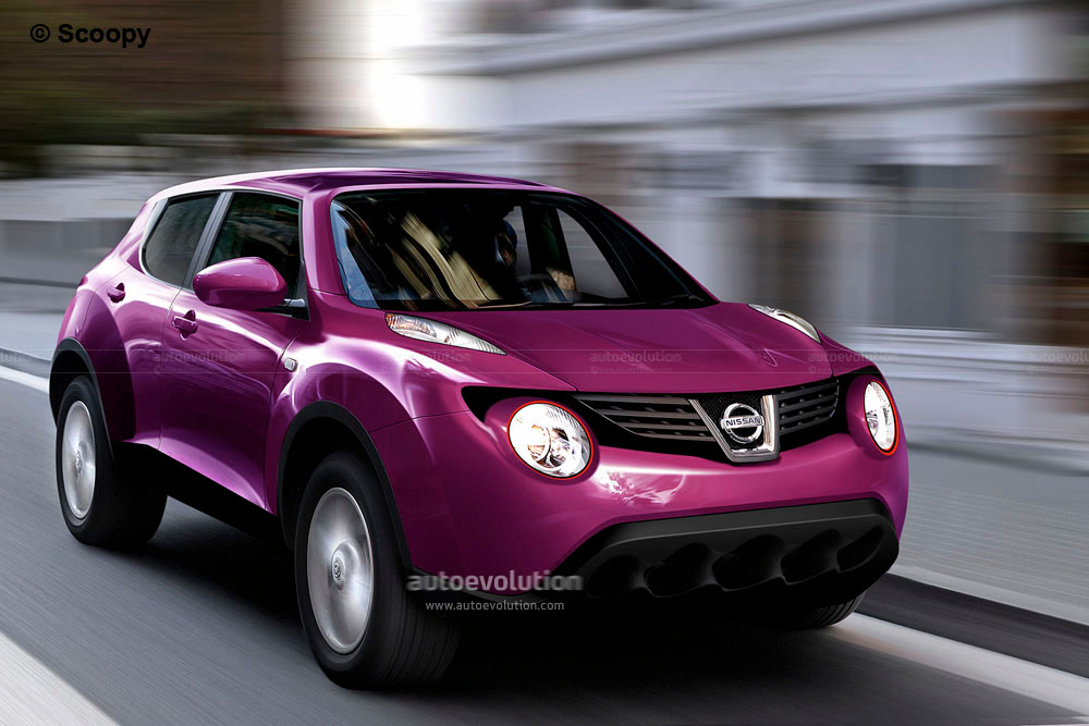 Nissan March Tuning >> CGI: 2011 Nissan Juke Crossover - autoevolution