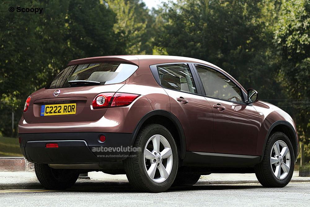 CGI 2011 Nissan Juke Crossover  autoevolution