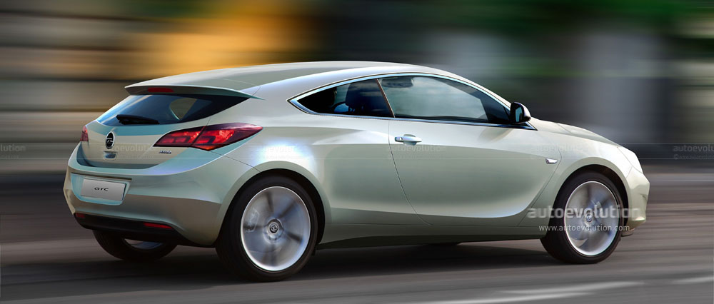 "Back to: "" CGI: 2014 Opel Astra Coupe """