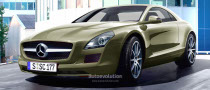 CGI: Next-Gen Mercedes SLK