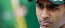 Chandhok Takes Blame for Lotus Crash