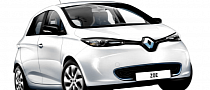 Charging Renault Zoe from Regular Socket Is Highly Impractical - Needs €1,000 Charger