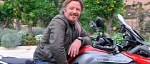 Charley Boorman Tours the USA on the New BMW R1200GS