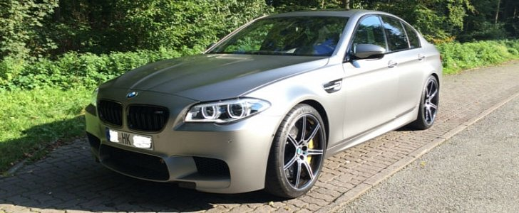 Cheap BMW 30th Anniversary M5 For Sale In Germany Makes Us Suspicious About  Its History   Autoevolution
