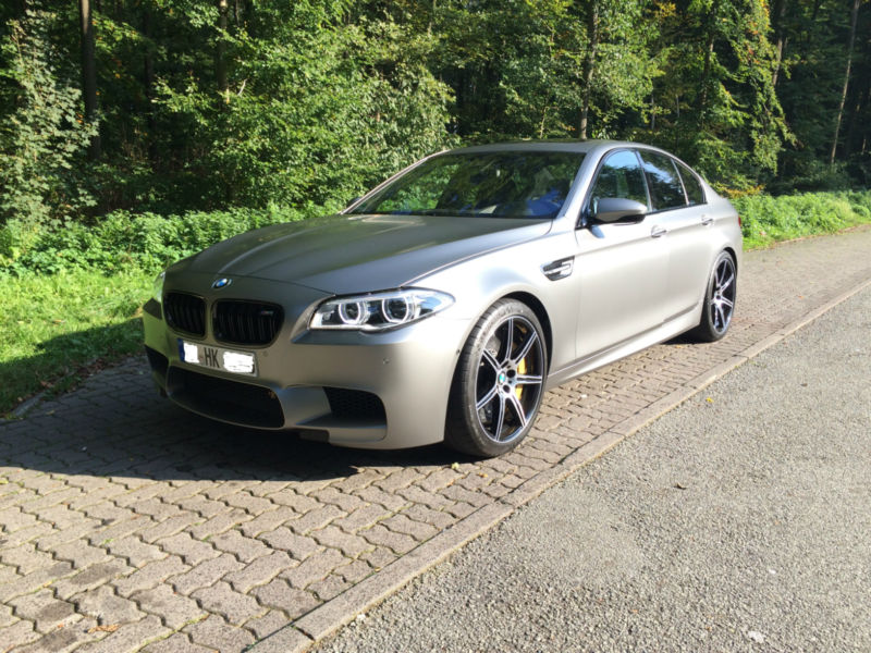 Cheap BMW 30th Anniversary M5 for Sale in Germany Makes Us