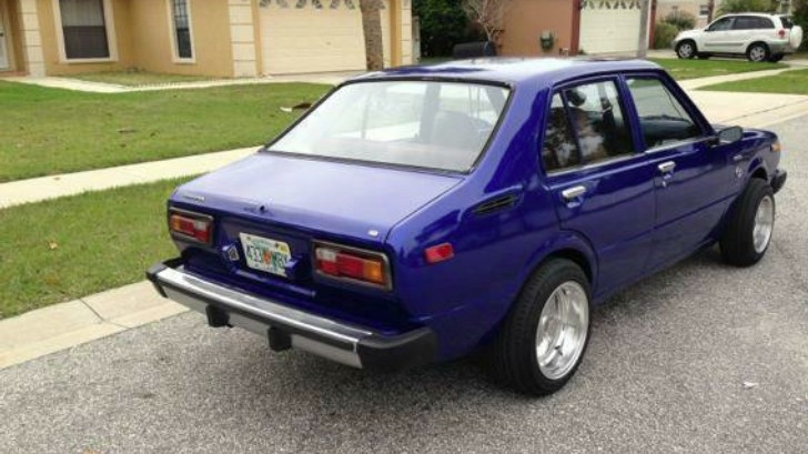Cheap Good Condition 1977 Toyota Corolla for Sale [Photo Gallery]