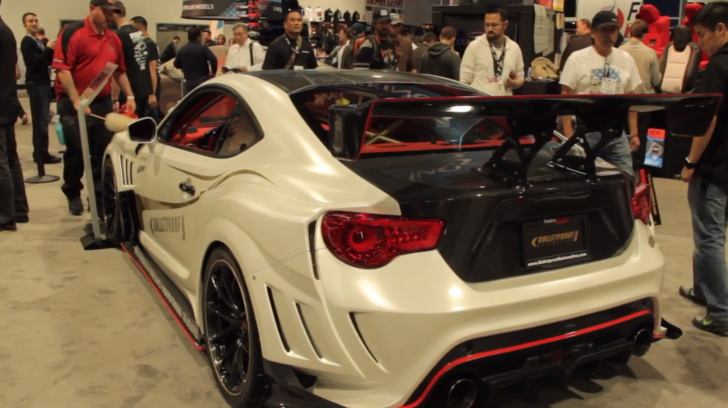 Check Out the 2014 Scion FR-S SEMA Roundup [Video]