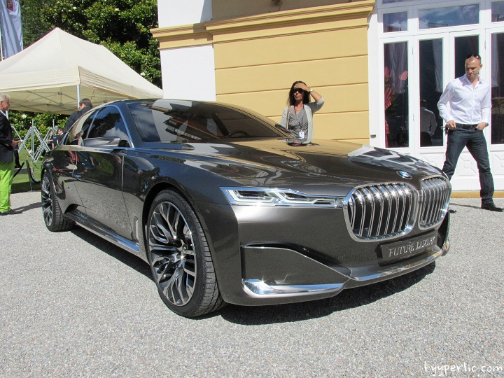 Must See Bmw Vision Future Luxury Concept In Real Life Autoevolution