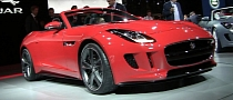 Check Out the Jaguar F-Type in Paris [Video]