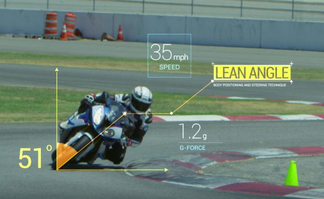Check Out This Smart Motorcycle Gauge Data Logger And