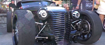 Check Out This Unique Hot Rod: Old Meets New [Video]