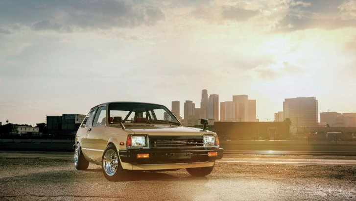 Check This Awesome 1984 Toyota Starlet [Photo Gallery]