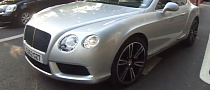 Chelsea Captain John Terry's Bentley GT V8 [Video]