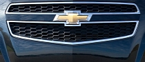 Chevrolet 2013 NASCAR Sprint Cup Racer to Be Based on New Model, not Impala