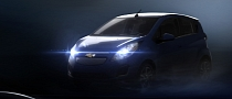 Chevrolet Announces Spark EV, Coming in 2013